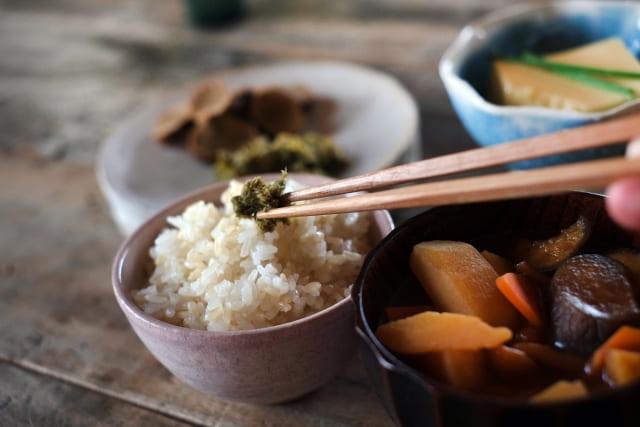 和食朝ごはん
