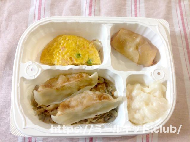 焼き餃子弁当を実食!【ウェルネスダイニングの実食レポ!】