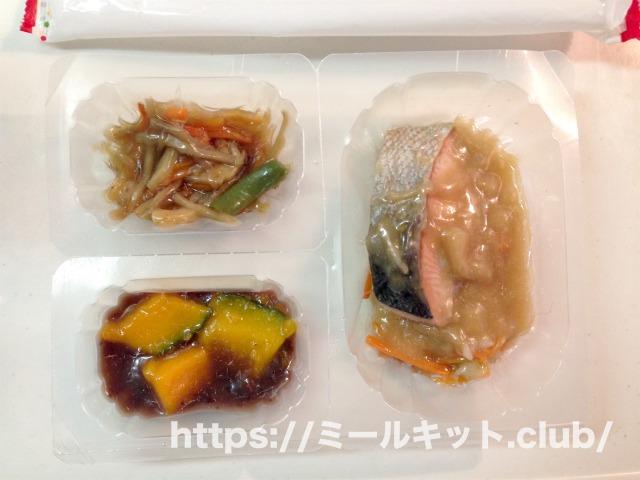 健康三彩のお弁当