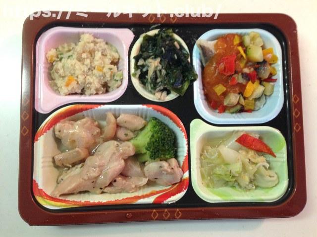 鶏肉のレモンペッパー焼きと鱈のトマト煮を食べてみた【食宅便の口コミ・実食レポ!】