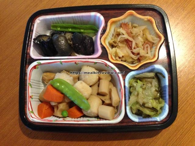筑前煮セットを食べてみた【ベルーナグルメの口コミ・実食レポ!】