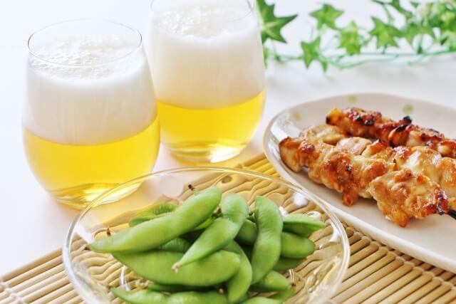 【低糖質なおつまみ7選!】ダイエット中におすすめの低糖質なお酒はどれ?