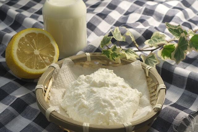 カッテージチーズ