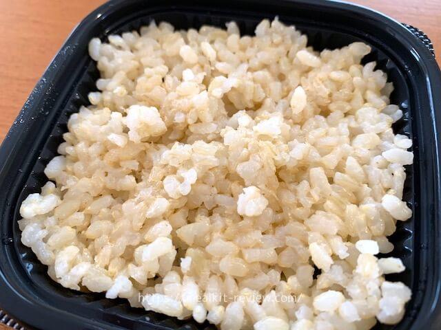 nosh(ナッシュ)の玄米ごはんは美味しい?【冷凍玄米ご飯】