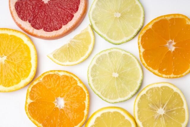 カット柑橘いろいろ