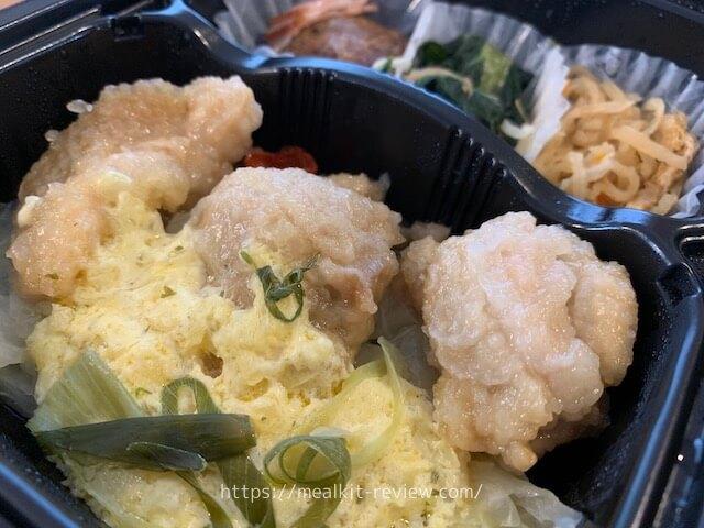 チキン南蛮弁当を食べてみた【ナッシュの口コミ・実食レポ!】