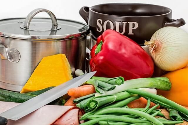 スープダイエットのレシピとやり方【1週間でも効果あり?脂肪燃焼スープ】