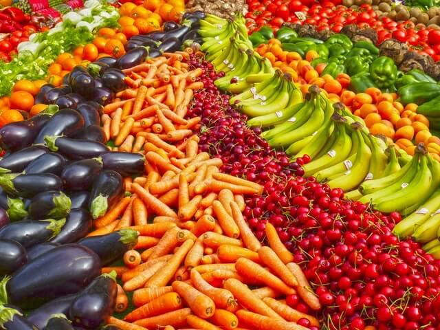 夏野菜色々