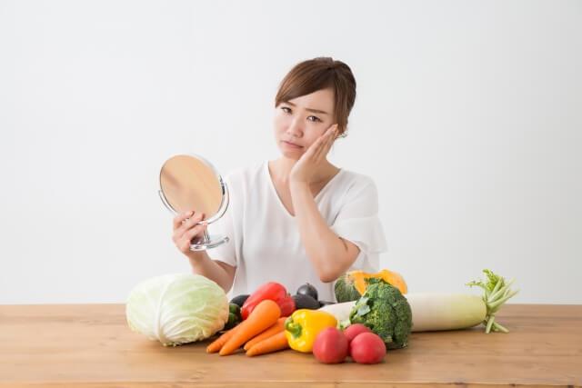 秋の肌荒れ解消におすすめの食材【肌に良い食事・料理で栄養補給!】