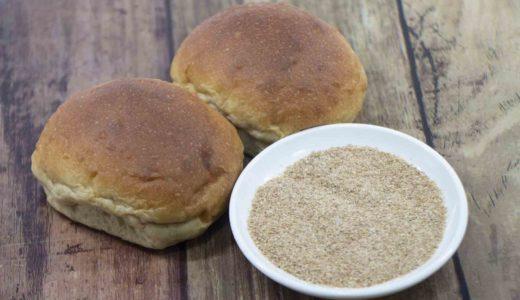 ふすま粉とブランパン