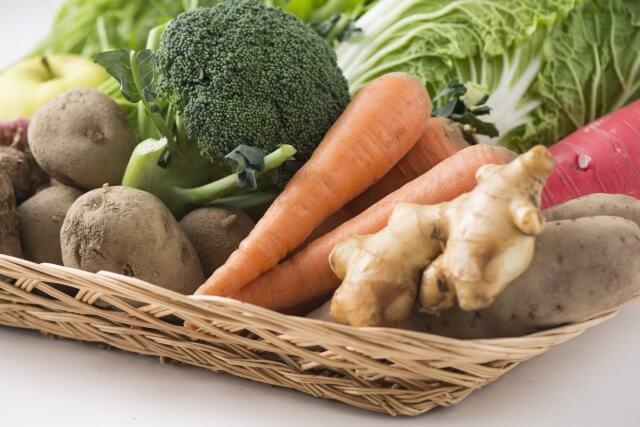 食材・野菜宅配サービス